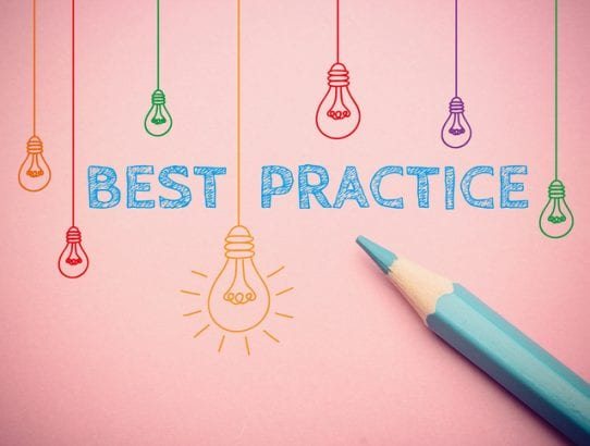 Recognition & Panel: Effective Practices